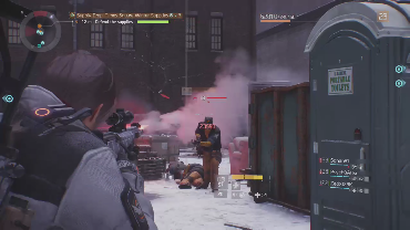 ScorchPSO playing Tom Clancy's The Division