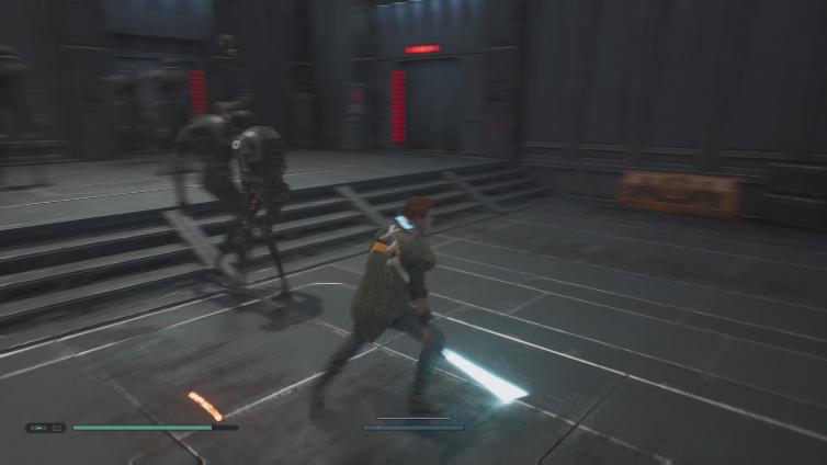 II Loadsman playing Star Wars Jedi: Fallen Order
