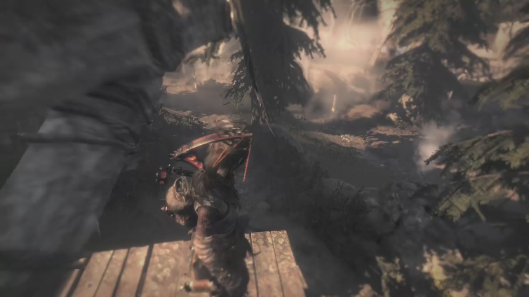 AdaptiveApple50 playing Rise of the Tomb Raider